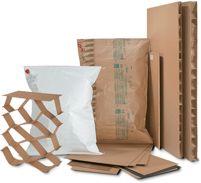Securement Products, Cardboard Braces