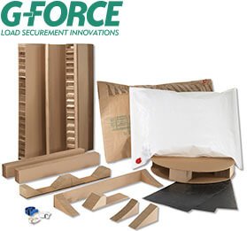 Roll Cradles Cargo Straps Dunnage Paper Products