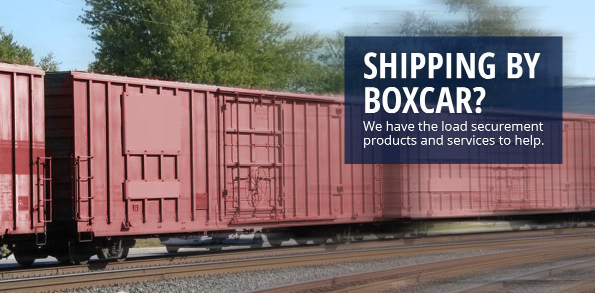 Safe Shipping by Boxcar