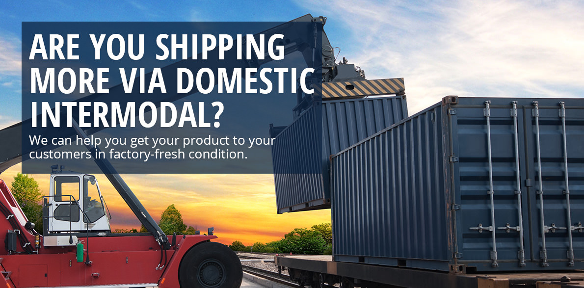 Domestic Intermodal Freight